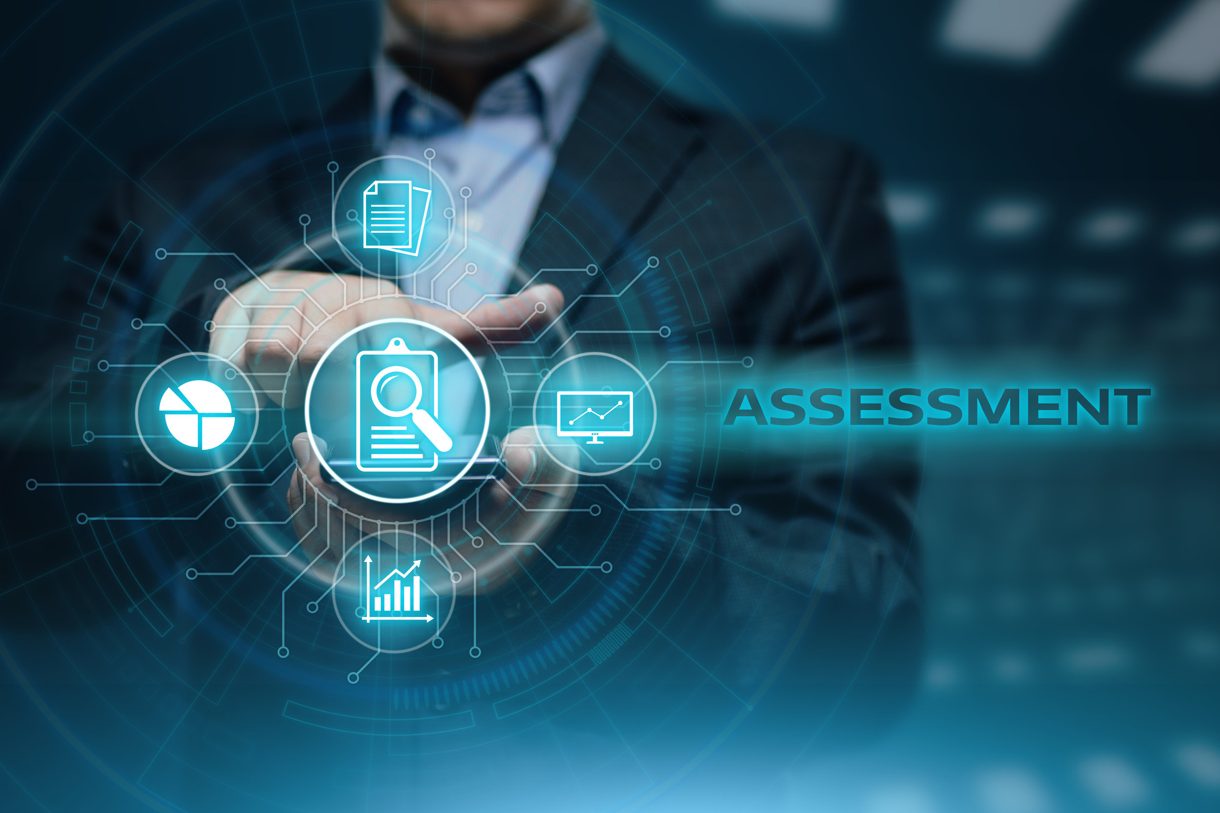 blockchain assessment